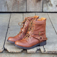 Stormridge Studded Boots, Sweet Rugged Boots