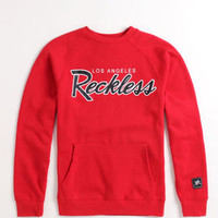Young & Reckless Los Angeles Crew Fleece at PacSun.com