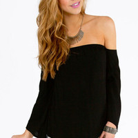 Edie Off Shoulder Top $29