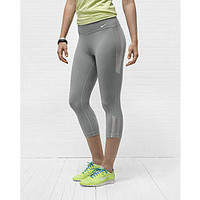 Nike Store. Nike Gym Seamless Women&#x27;s Training Capris