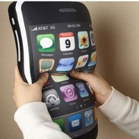 iPhone 4 Style Shaped Pillow