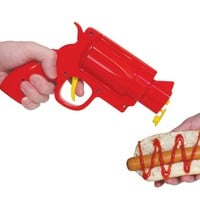 Ketchup Gun