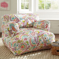 Swirly Paisley Warm Eco Lounger