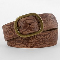 BKE Embossed Flower Belt - Women's Accessories | Buckle