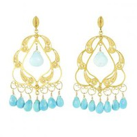 Goddess Earrings - CAROLINA LOYOLA Goddess Earrings