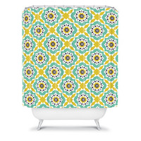 DENY Designs Home Accessories | Heather Dutton Mattonelle Shower Curtain