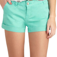 Pros and Zircon Shorts | Mod Retro Vintage Shorts | ModCloth.com