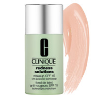 CLINIQUE Redness Solutions Makeup SPF 15 with Probiotic Technology (1