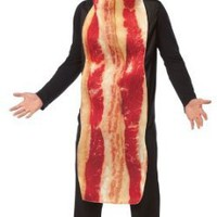 Amazon.com: Bacon Strip Costume: Toys &amp; Games
