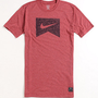 Nike Ribbon Logo Dri-Fit Blend Tee at PacSun.com