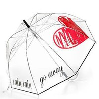 Felix Rey &quot;Rain Rain Go Away&quot; Clear Bubble Umbrell- Bloomingdales.coma 