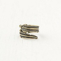Feather Wrap Ring at Free People Clothing Boutique
