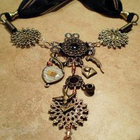  Steampunk Elegance Necklace