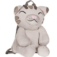 Soft Kitty Big Bang Theory Plush Backpack : TruffleShuffle.com