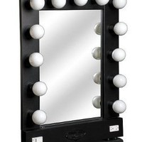 Broadway Lighted Make Up Mirror