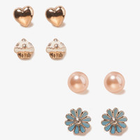 Girly Stud Set