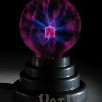 USB Plasma Ball: Harness the power of plasma via any computer's USB port.