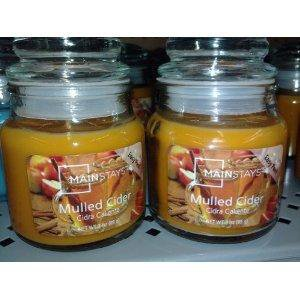 Amazon.com: Mainstays Mulled Cider Candle Set: Home & Garden: Reviews, Prices & more