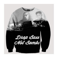 Bass not bombs Sweatshirt