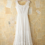 Free People Vintage Cotton Maxi Dress