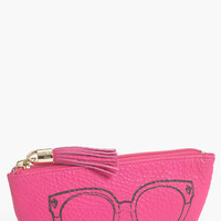 Rebecca Minkoff Leather Sunglasses Case | Nordstrom