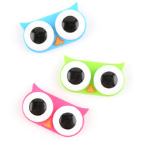 Kikkerland Owl Contact Lens Case
