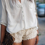 Lovely Lace Shorts