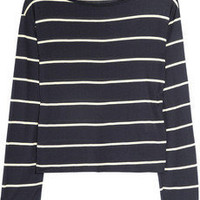 Kain | Trilby striped modal top | NET-A-PORTER.COM