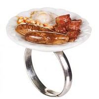 Fry Up Ring From ShmooBamboo : TruffleShuffle.com