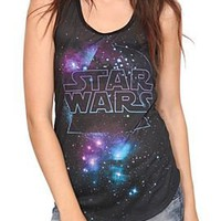 Star Wars Galaxy Girls Tank Top - 327472