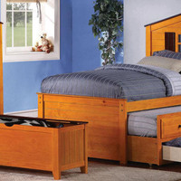 Carson City Twin Combo Captains Bed