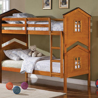 Carson City Twin over Twin Bunk Beds
