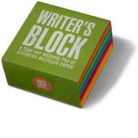 Writer&#x27;s Block