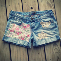 Country Girl Shorts - size 3