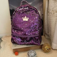 BlingBling Crown Backpack