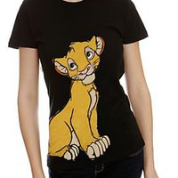 Disney The Lion King Simba Girls T-Shirt - 187208