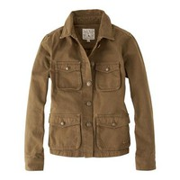 The Bekeford Twill Jacket | Jack Wills