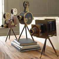 Vintage Film Set - Horchow