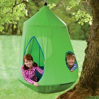 Nylon Canvas HugglePodTMHangOut with LED Lights: Toys &amp; Games