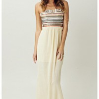 Love Sam Tube Top Dress