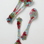 Periwinkle  Spoon Set