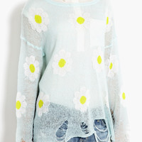 Lennon Daisy Festival Loose Knit by Wild Fox