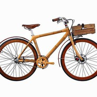 Bamboo bee Bicycles
