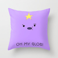 LSP Throw Pillow by daniellebourland
