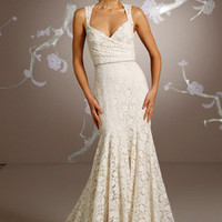 Bridal Gowns, Wedding Dresses by Jim Hjelm Blush - Style 1104