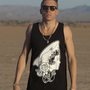 Sharkgirl Tank Top | Macklemore & Ryan Lewis Merchandise