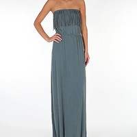 Daytrip Fringe Tube Top Maxi Dress - Women's Dresses/Skirts | Buckle