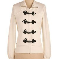 Rock Around the Toggle Jacket