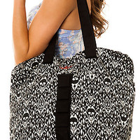Volcom The Get Your Tan On Canvas Tote Bag in Black : Karmaloop.com - Global Concrete Culture