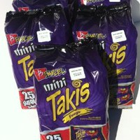 Mini Takis Fuego 125 Bags (1.2 Oz Each): Amazon.com: Grocery & Gourmet Food